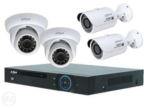 Security System Installation & Maintenance