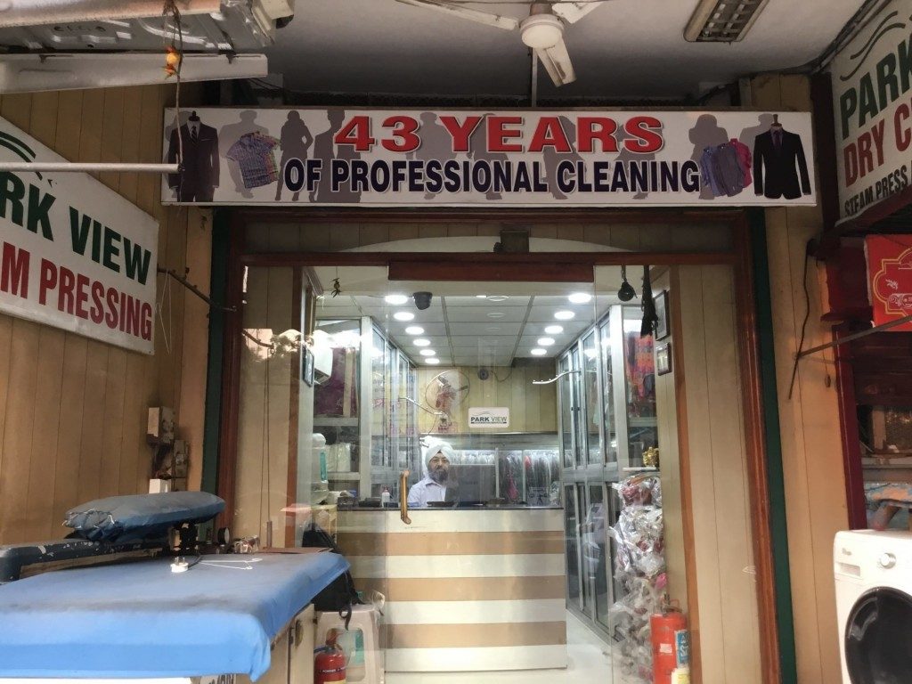 Park View Dry Cleaners