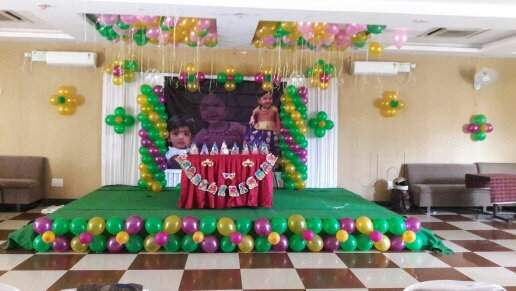 Sri Sai Balloon Decorators And Birthday Party Event Organiser