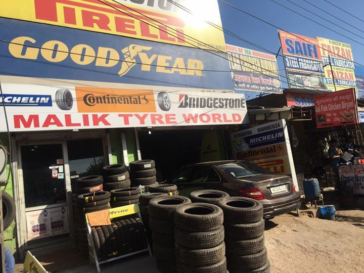 Malik Tyre World