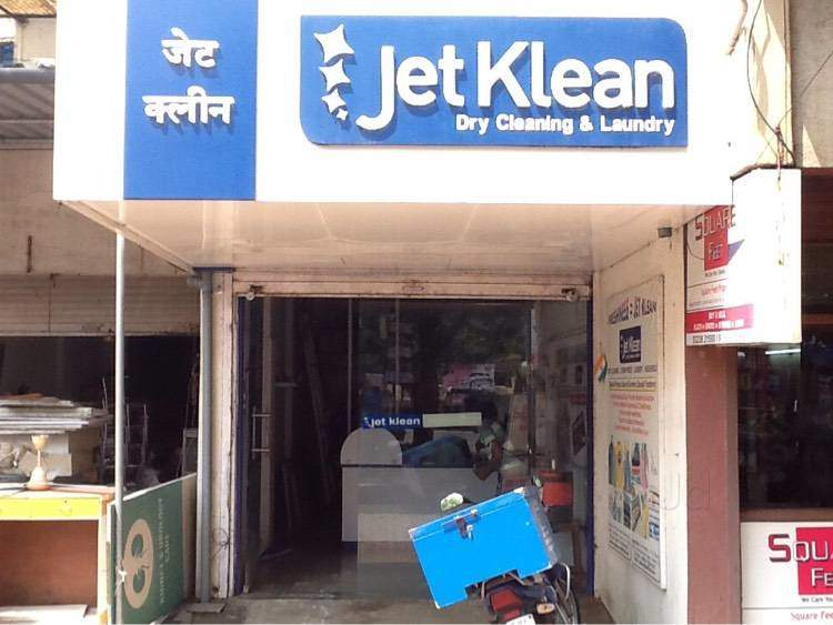 Jet Klean Dry Cleaners & Laundry