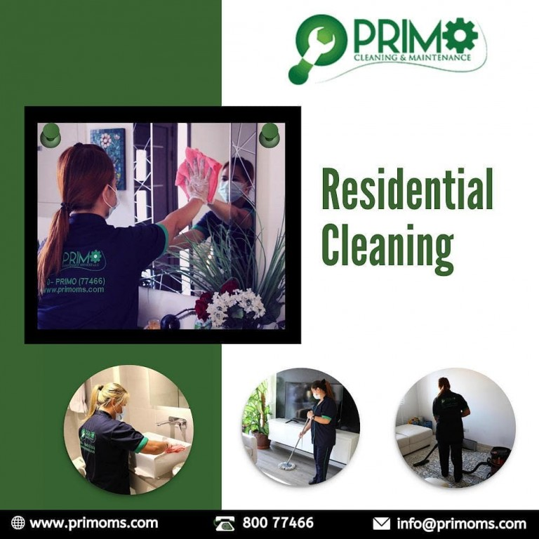 Primo Cleaning & Maintenance Services LLC
