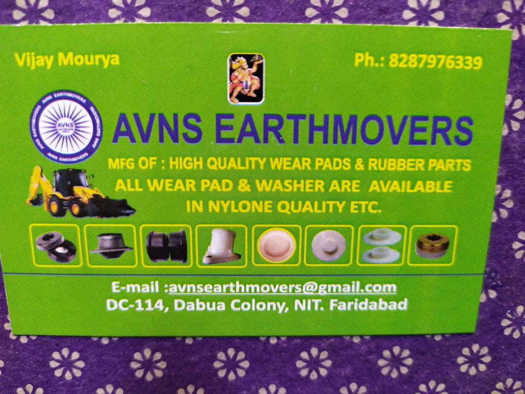 Avns Earth Mover