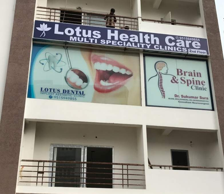 Lotus Health Care Multi Specialty Clinics