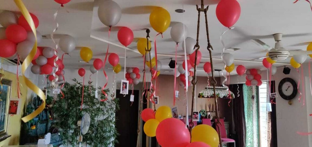 Irshad Balloon Decoration