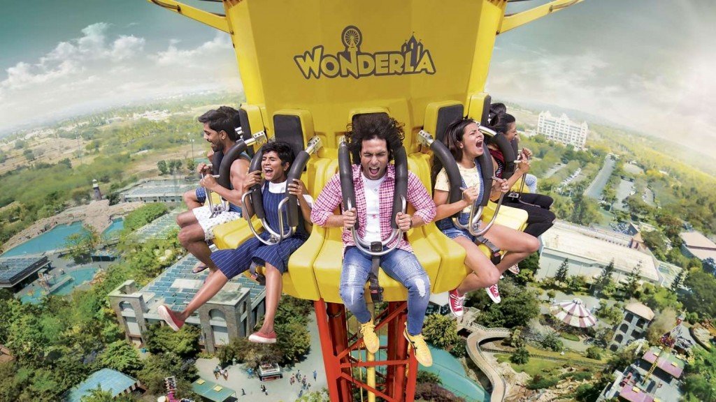 Wonderla Holiday Ltd