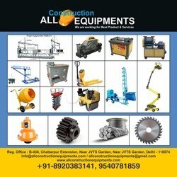 All Construction Equipments